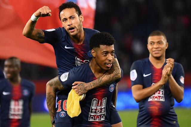 اهداف مباراه باريس سان جيرمان وتولوز في الدوري الفرنسي 25-8-2019