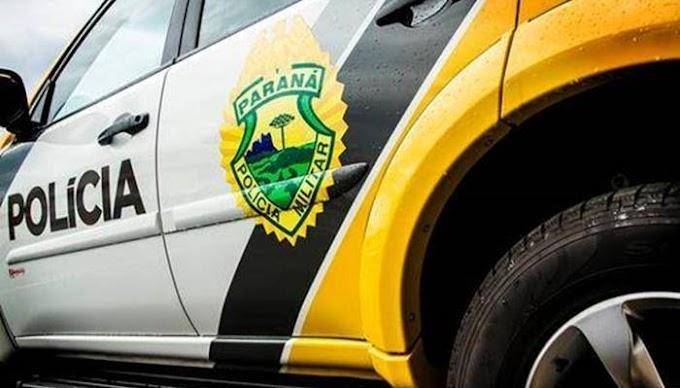 Dupla de Palmital é presa após comprar cocaína em Laranjeiras do Sul