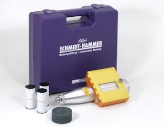 Jual Hammer Test Original Schmidt Type NR Call : 0812-8222-998 / 087770760007