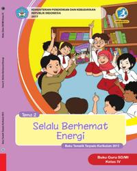 Buku tema 2 Guru Kelas 4 k13 2017