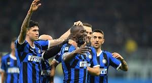 انتر ميلان يعودة لصدارة الدوري الايطالي بعد تحقيق الفوز الكاسح على نادي جنوى