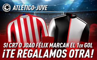 sportium Promo Atletico vs Juventus 18 septiembre 2019