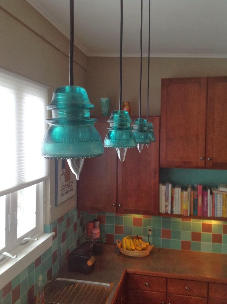 Lovely Insulator Pendant Lightdiy Lighting Kit Concrete Shade Lights Diy