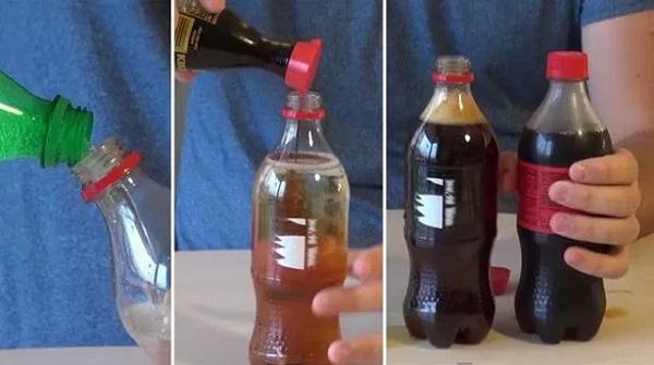 Coca Cola Rasa Air Sabun Kecap