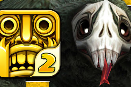 Temple Run 2 Mod Apk Unlimited Coins Dan Gems