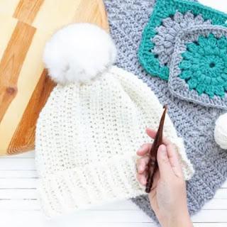 Gorro Caprichos Retorcidos a Crochet