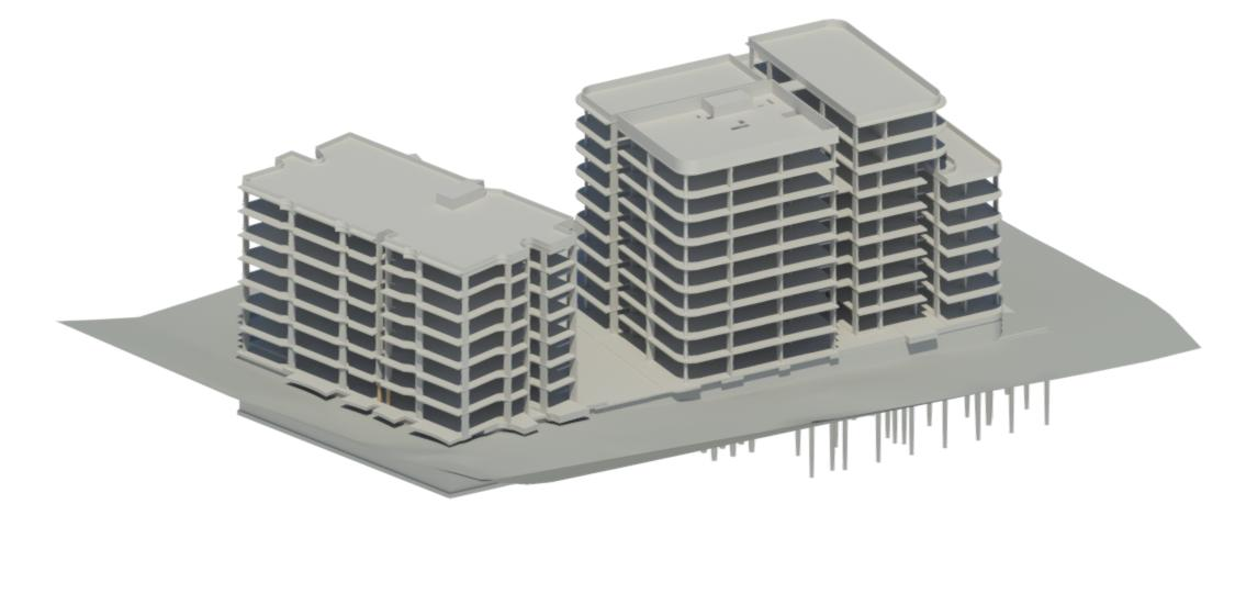 Video of Completed Revit Structure Model | BIMWise