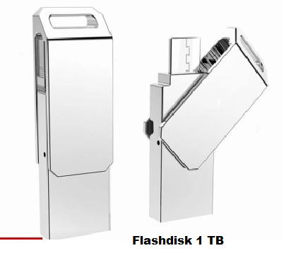 Beli Flashdisk 1 TB Murah ? Pikir Dulu 250 Kali Jika Tidak Mau Seperti Ini Akibatnya