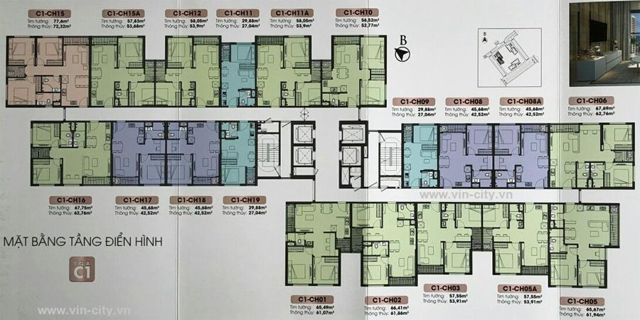 vinhoms new center