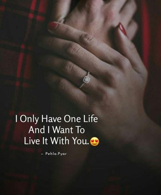 Love DP With Romantic Status For Whatsapp Status