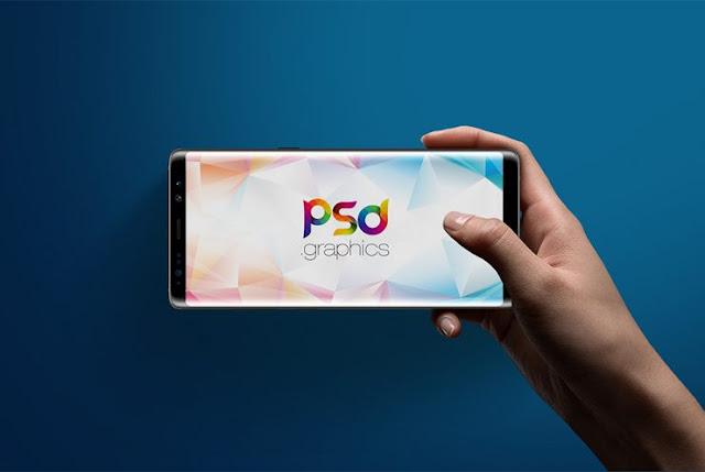 mockups-PSD-realistas-Galaxy-Note-8