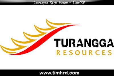 Lowongan Kerja Resmi Turangga Resources Group