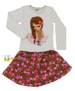 Revenda de roupas infantis