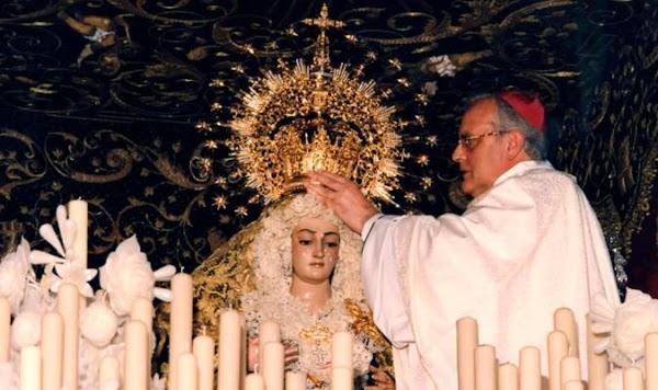 El Rey será Presidente de Honor del XXV aniversario de la Coronación Canónica de la Soledad de Alcalá del Río