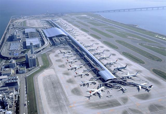 Sân bay Kansai, sân bay hiện đại nhất thế giới