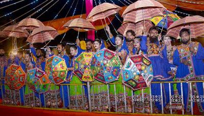 श्री गणेश वंदना के साथ फ़ूटतालाब में प्रारंभ हुआ प्रदेश का भव्य और धार्मिक महोत्सव