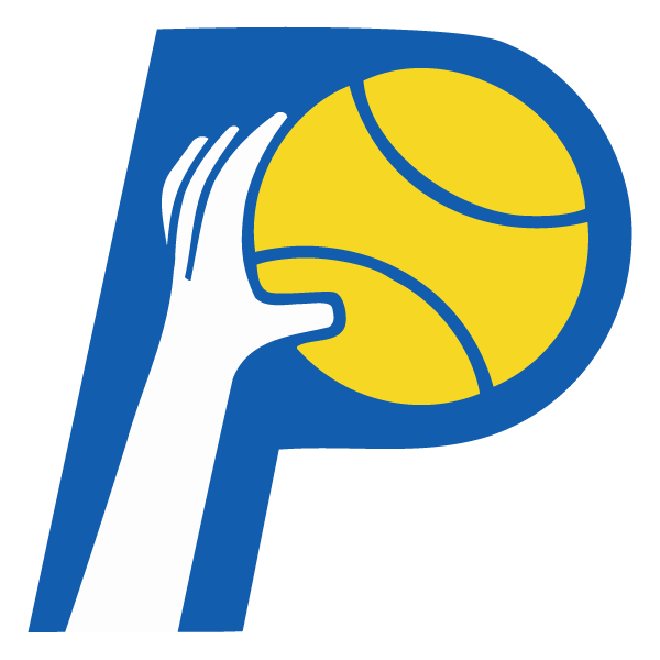 Indianapolis pacers logo the image kid for Indiana pacers coloring pages
