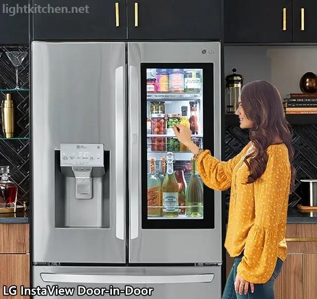LG InstaView™ Door-in-Door®