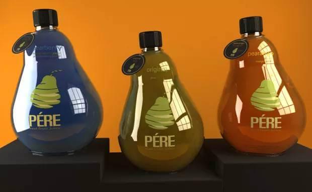 Desain Botol Unik dan Sangat Keren