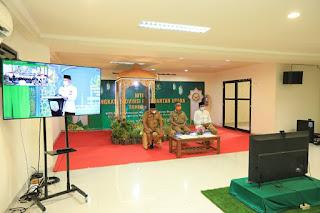 Pembukaan Musabaqoh Tilawatil Qur'an (MTQ) Ke VI Tingkat Provinsi Kaltara Tahun 2021