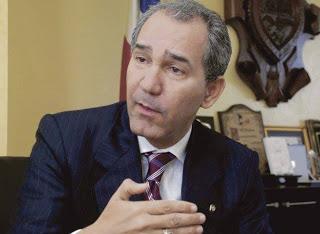 Exrector UASD llama votar por Enrique García en elecciones de CARD.