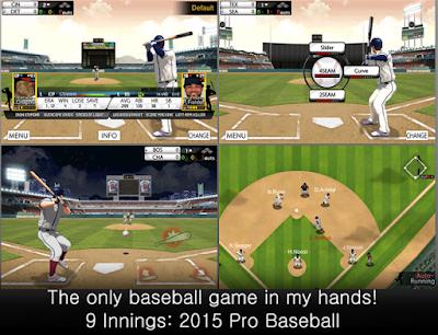 Download 9 Innings Pro Baseball 2016 v6.0.3