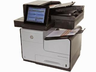 HP Officejet Enterprise X585dn Driver Download