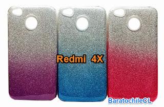 Protector gel brillo Redmi 4X