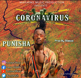Punisha - Coronavirus (Prod. By Steeze)