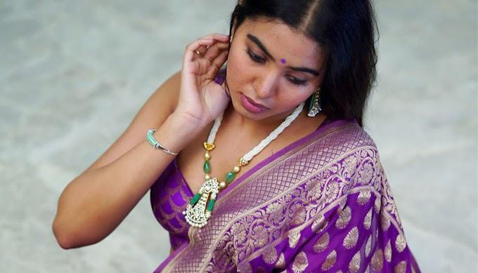 Actress Shivathmika Rajashekar Photos in Gagra Choli