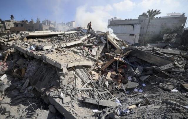 Ataque israelense em Gaza mata 10 pessoas, incluindo 8 crianças