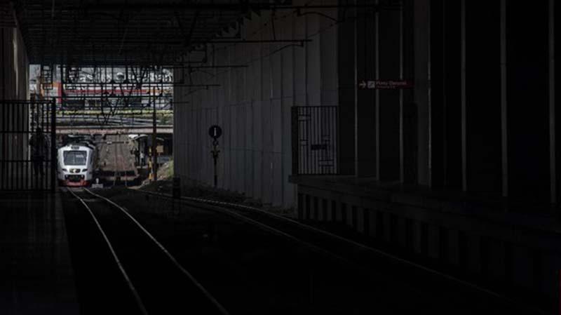 Kereta Bandara Kembali Beroperasi