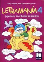 Letramania 1, 2 ,3 y 4 colección en pdf