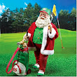 THE 7TH ANNUAL TELLING OF THE STORY OF SANTA'S NEW GOLF SWING - AN OVER THE TOP CHRISTMAS TALE  - SANTA'S NEW GOLF SWING