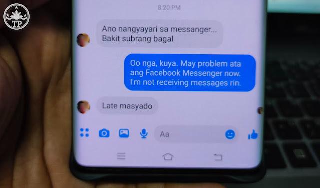 Facebook Messenger Down Philippines