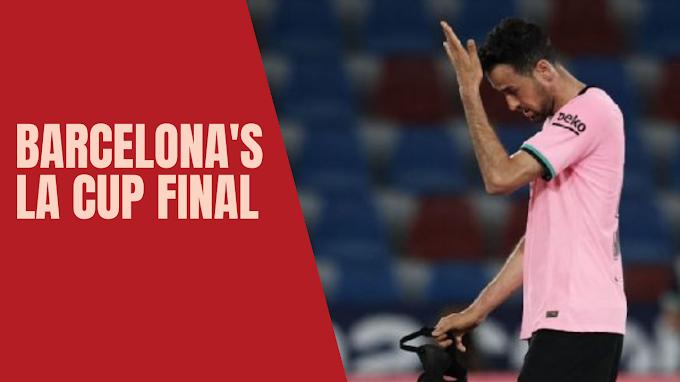 Barcelona's La Cup Final