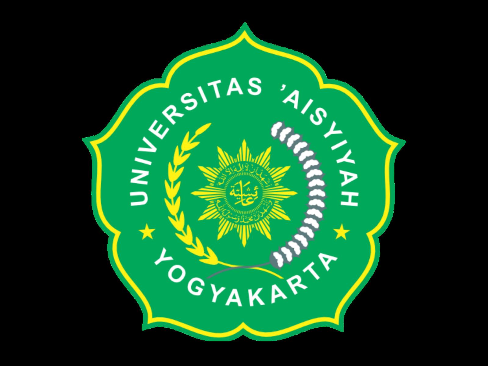 Logo Universitas 'Aisyiyah Yogyakarta Format PNG