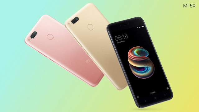Xiaomi Mi 5X launch, it will run on two rear cameras and the MUI 9