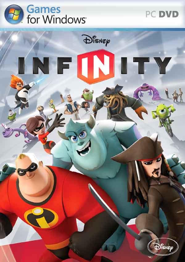 Disney Infinity 1.0 Gold Download Cover Free Game