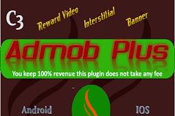Construct 3 Plugin Admob Plus