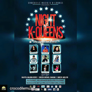 All You Need to Know About Night Of K-Queens (8th March 2017)