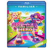 Barbie: En un Mundo de Videojuegos (2017) Full HD BRRip 1080p Audio Dual Latino/Ingles 5.1