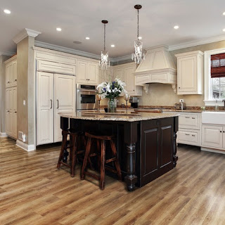 Review Nucore Flooring From Floor Amp Decor All Apple All Day