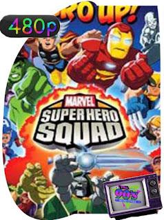 El Escuadrón de Superhéroes [2009] Temporada 1-2 [480p] Latino [GoogleDrive] SilvestreHD