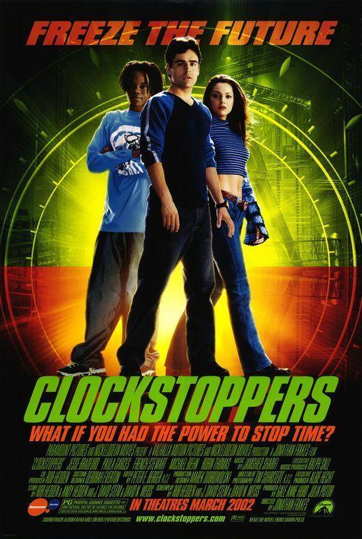 Clockstoppers, detener el tiempo [2002] | DVDRip Latino HD Mega 1 Link