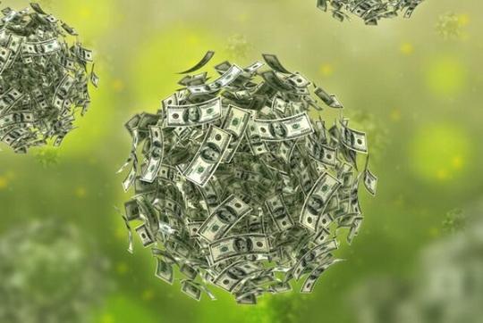 Заразные деньги