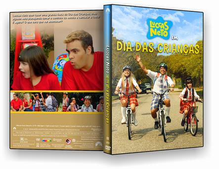 DVD Luccas Neto em – Dia das Crianças (2019) DVD-R AUTORADO
