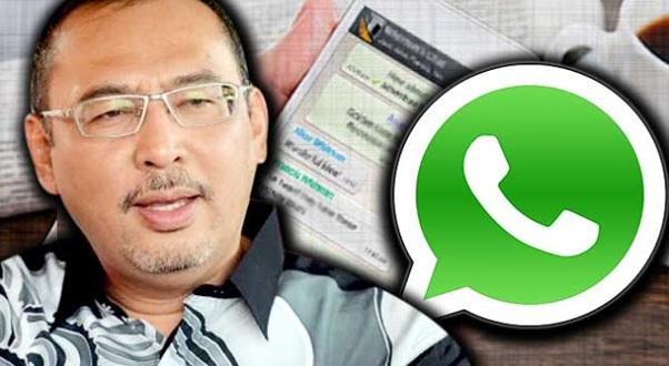 Bantu Sebar Berita Palsu, Admin Whatsapp Boleh Dipenjara - Menteri
