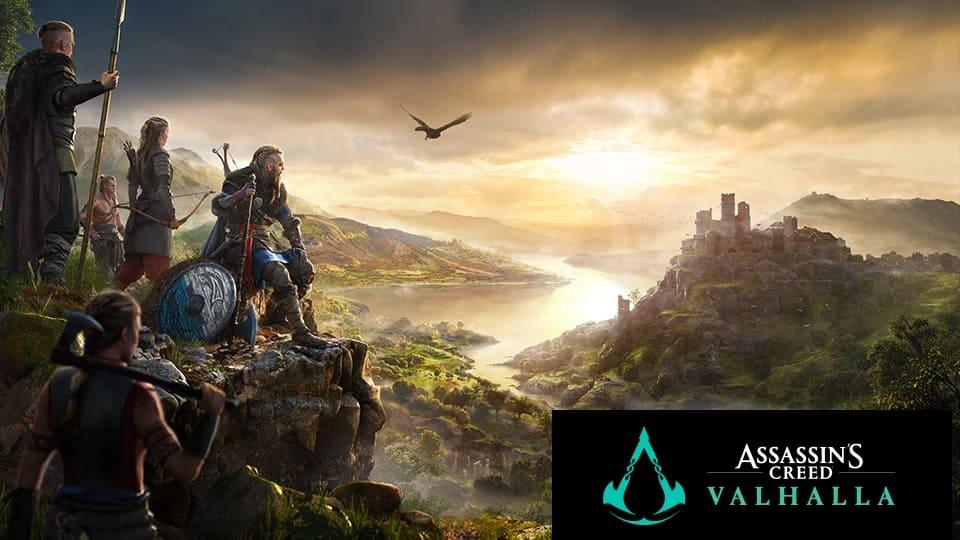 تحميل لعبة assassin's creed valhalla مجانا للكمبيوتر