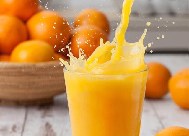 فوائد عصير البرتقال للصحة وترطيب البشرة